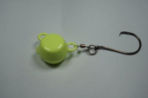 Neon Yellow Ball Jig