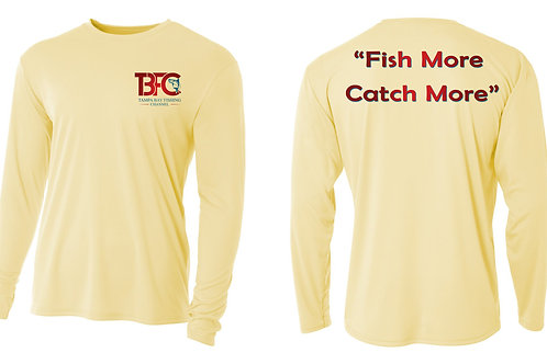Fish More, Catch More Yellow