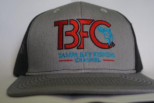 TBFC Hat Heather Grey/Rich Navy