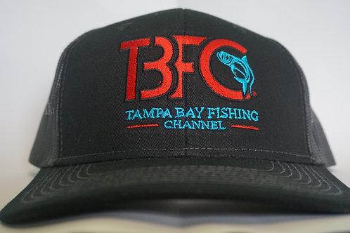 TBFC Hat Black/Grey Steele