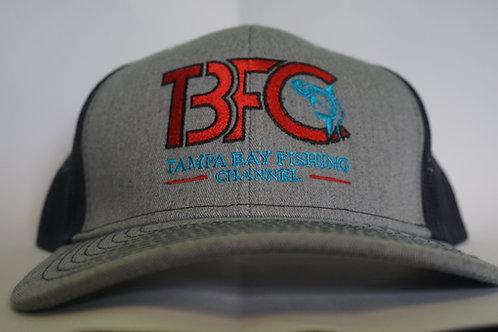 TBFC Hat Heather Grey/Black