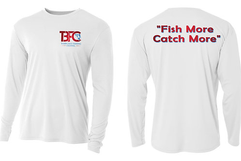 Fish More, Catch More Shirt!
