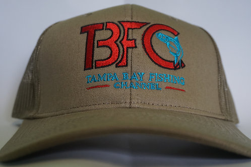TBFC Hat Coyote Brown