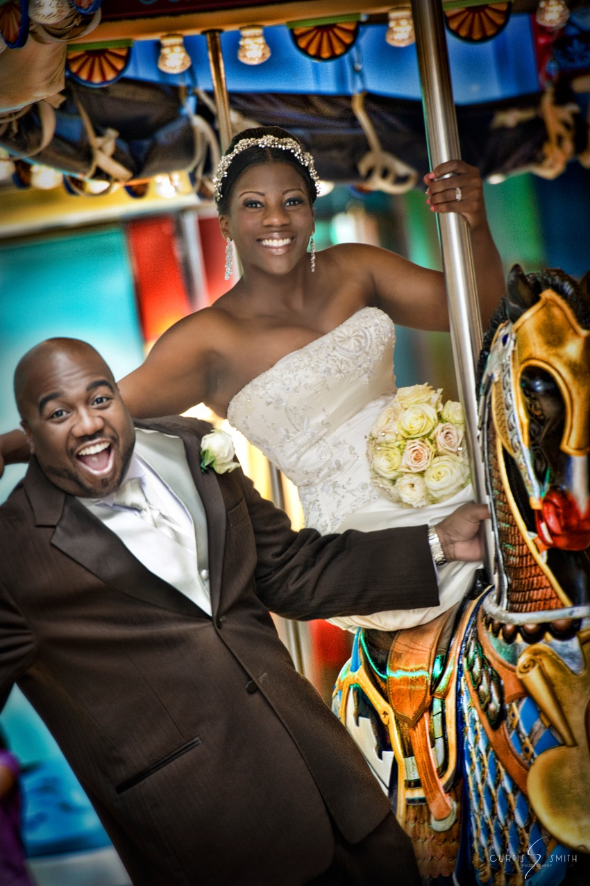 April & Jason, Married 2011