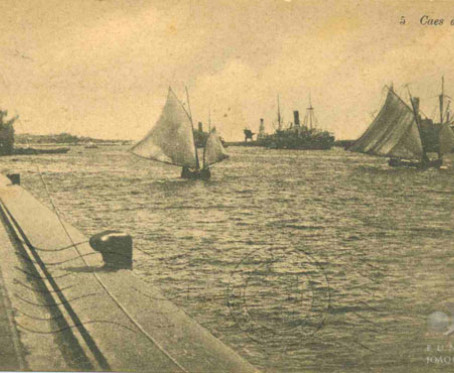 O último desembarque de escravizados no país foi em Sirinhaém
