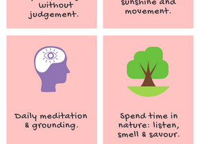 Simple Daily Self-Care.