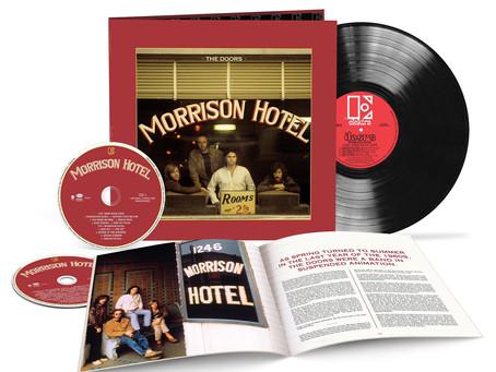 Morrison Hotel 50th Anniversary Deluxe Edition