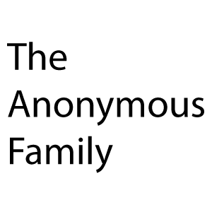 Anonymous Hills Family