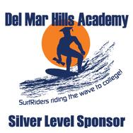 Silver Level Sponsor to Del Mar Hills Academy