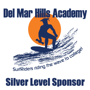 Silver Level Sponsor to Del Mar Hills Academy
