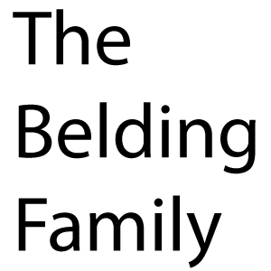 The Belding Family