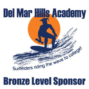 Bronze Level Sponsor to Del Mar Hills Academy