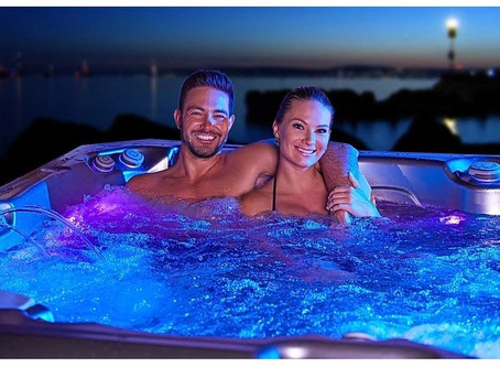 The Best Date-Night-In with a Hot Tub