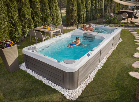 Why a Swim Spa is Perfect for Summertime