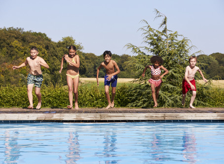 The Best Summer Pool Games