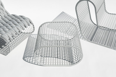 Mayice Studio X Gandiablasco İşbirliği ile BUIT Sandalye