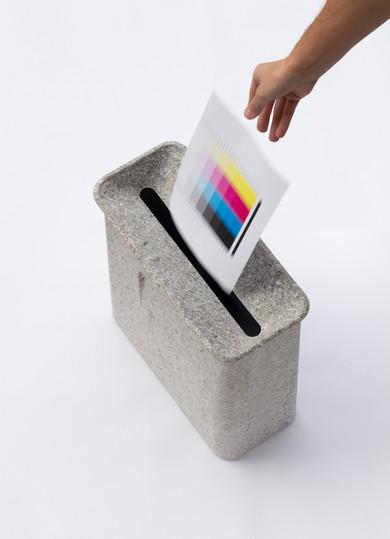 Paper Paper Bin | Fritz Jakob