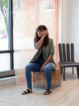 Bilge Nur Saltik Awarded Crain`s Notable Women in Design