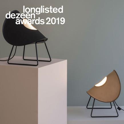 Zero Lamp Dezeen Awards`da ön listeye seçildi.Desteklemek İçin Oy Verin!