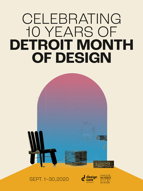 Form&Seek invited to be the Curator of Detroit Month of Design