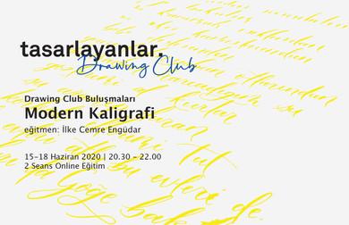 Drawing Club |Modern Kaligrafi