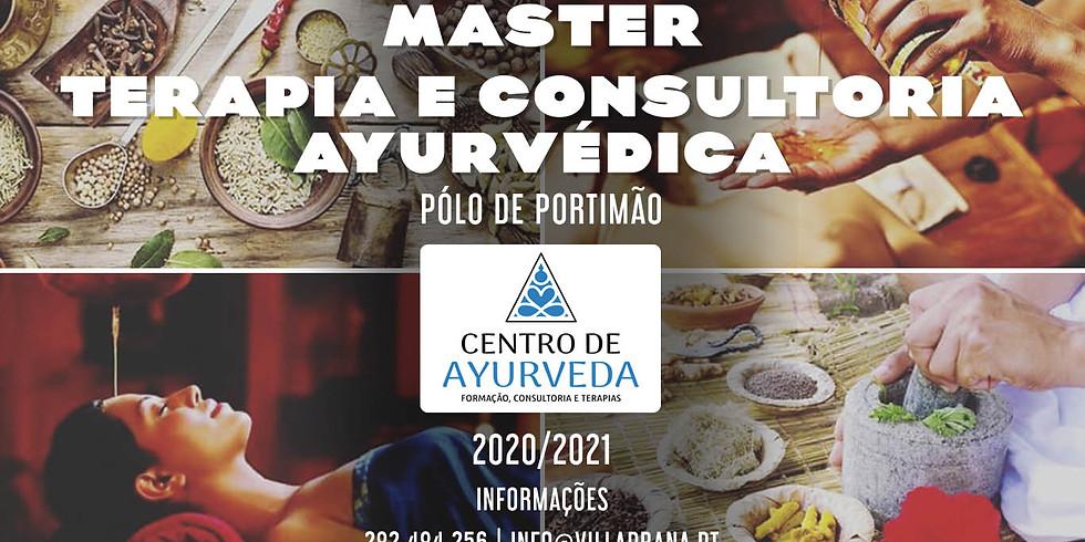 Master em Terapia e Consultoria Ayurveda