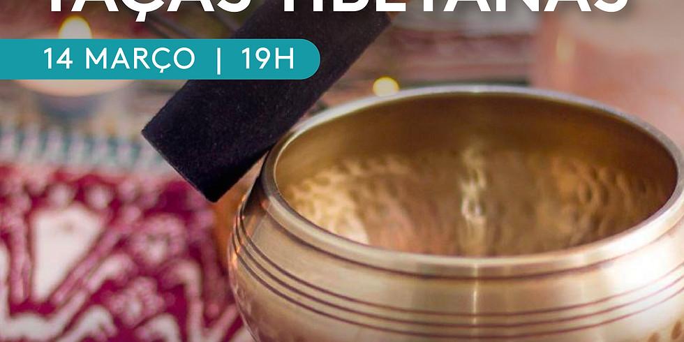 Concerto Taças Tibetanas | Buda Eyes