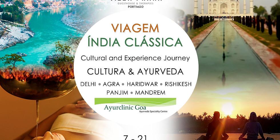Viagem à Índia - GOA 2020