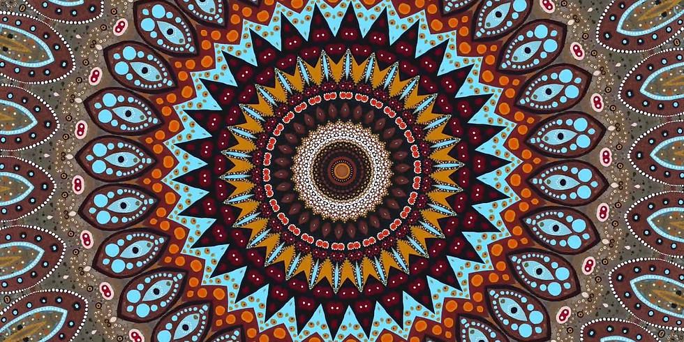 "Meditação Ativa ""Mandala"" by Osho"