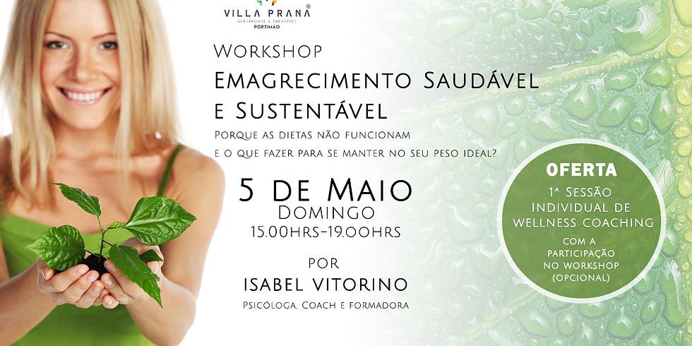 Workshop Emagrecimento Saudável & Sustentável