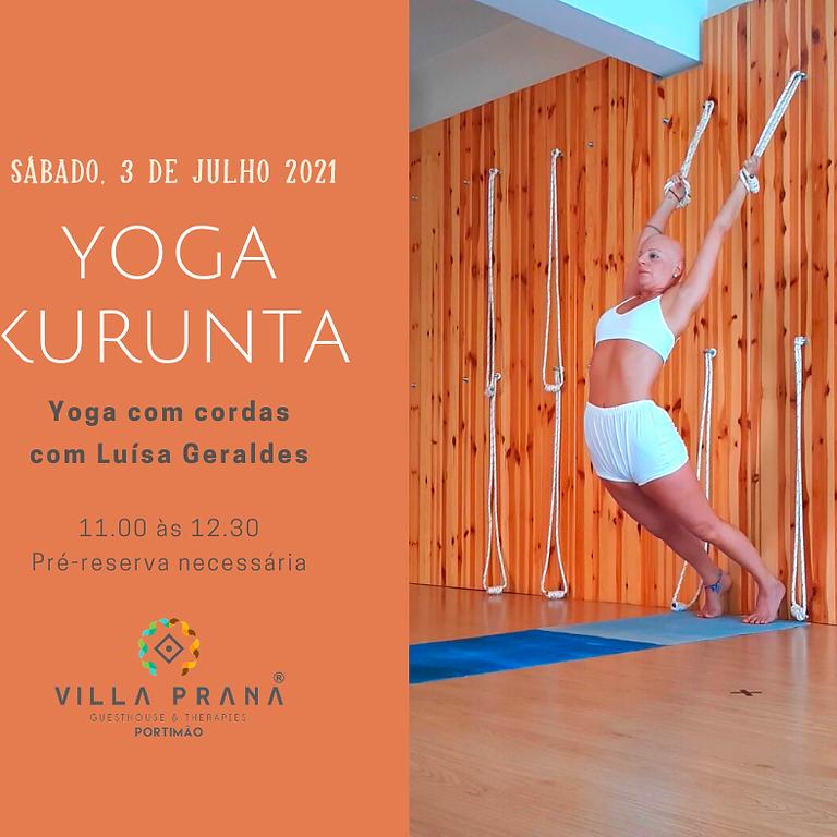 Yoga Kuruntha - Yoga Cordas