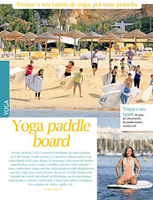 REVISTA REIKI & YOGA - Yoga Paddle JUNHO