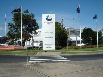 Bulky Goods Shopping Centre Bankstown
