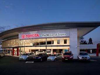 Toyota Waitara