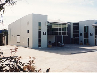 Bowling Centre & Office Warehouse Units