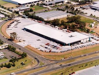 New Truck Service Facility Huntingwood
