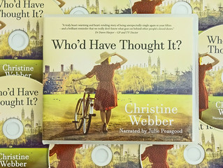 Featured Project - Who'd Have Thought it? Audio Book!
