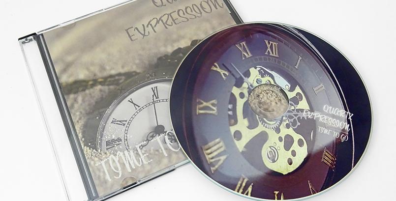 CD in Slim Jewel Case
