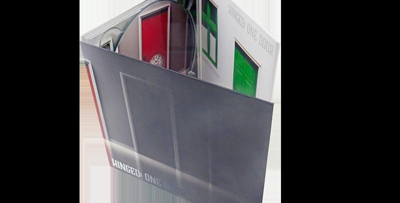 CD in 6 Panel Digipak