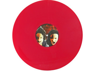 Featured Vinyl - Falling Red