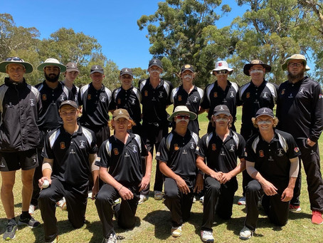 Under 18 Shield Results
