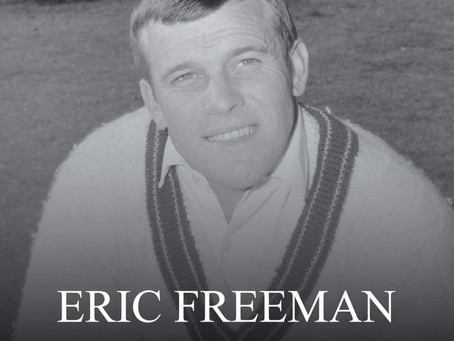 VALE Eric Walter 'Fritzy' Freeman 13 July 1944 - 14 December 2020