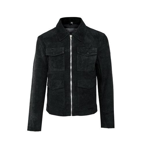 SSD-831 Jacket velvet black