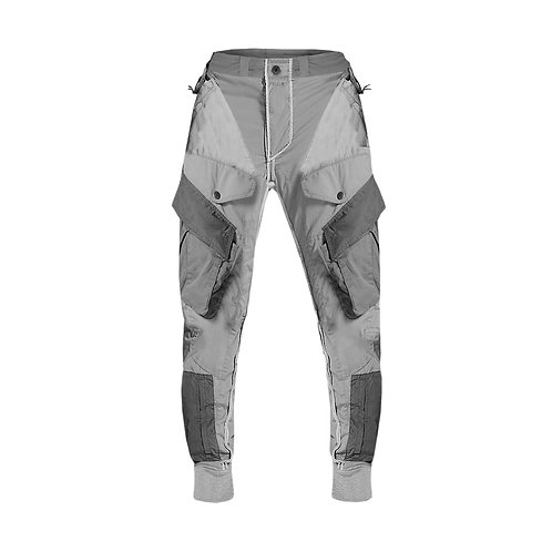 SSD-953 Cargo pants Grey Shades