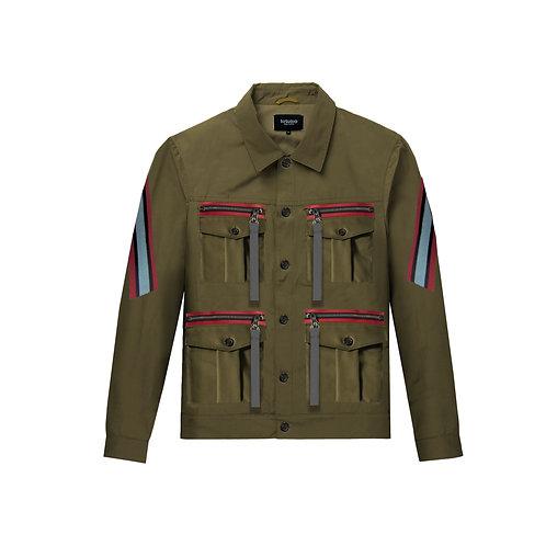 SSD-912 Army jacket