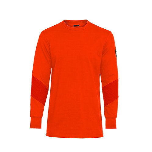 SSD-534 Suède Elbow Patches Sweater
