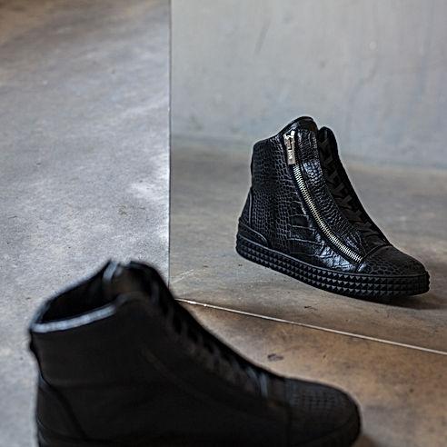 Susudio sneaker HZSR Croco