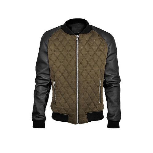 SSD-360 Diamant Leather Jacket