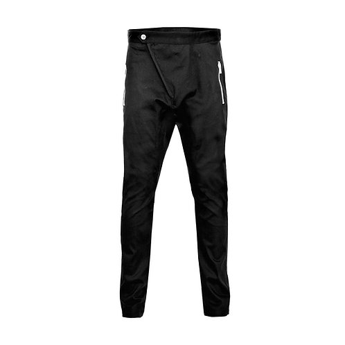 SSD-281 Curved Pantalon Zipper