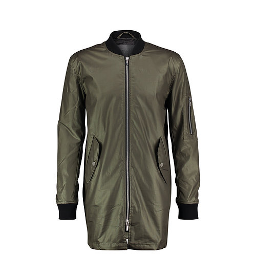 SSD-709 Long Coated Jacket